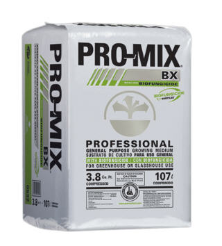 PRO-MIX BX WITH BIOFUNGICIDE GROWING MEDIUM 713410