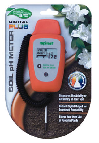 RAPITEST DIGITAL PLUS SOIL PH METER 716915