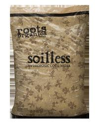 Roots Organics Soilless Coco Mix 1.5 cu ft (Pallet of 60)  715165
