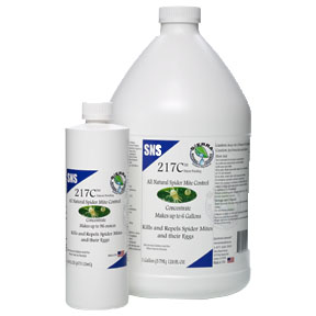 SNS 217C Mite Control Concentrate Gallon 746015