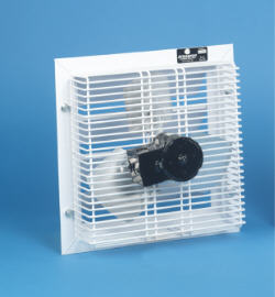 EXHAUST AND MOTORIZED iNTAKE FANS HV-50