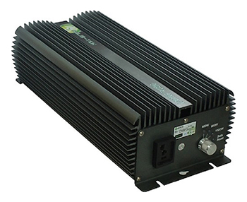 SOLIS TEK DIGITAL BALLAST STK1000 - 1000/600/400W DIMMABLE HPS MH 120/240V  STK1000
