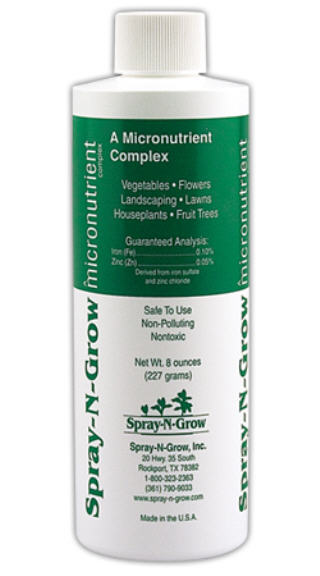 SPRAY-N-GROW MICRONUTRIENT #719050-1