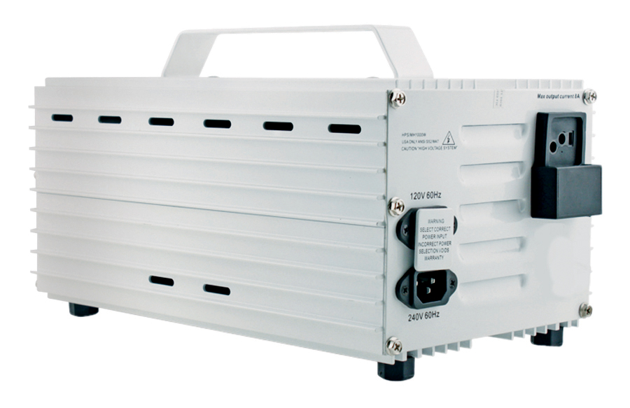 SUN SYSTEM HARVEST PRO HPS 600 WATT ETL LISTED 902435