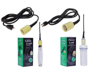 SUN SYSTEM POWERCORDS & LAMP CORD WITH SOCKETS #903063