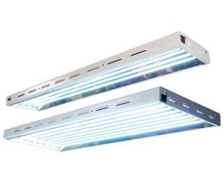 SUN BLAZE T5 HO 44 - 4FT 4 LAMP FLUORESCENT FIXTURE  #960300
