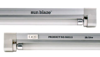 SUN BLAZE T5 HO STRIP LIGHT FIXTURES 960315