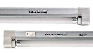 SUN BLAZE T5 HO STRIP LIGHT FIXTURES #960315