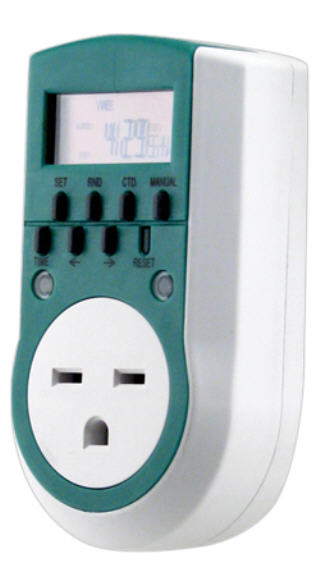 TITAN APOLLO 11 240 VOLT DIGITAL TIMER #734155
