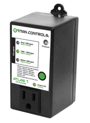 Titan Controls Atlas 7 CO2 Controller and Monitor 702614