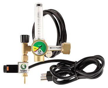 TITAN CONTROLS® CO2 REGULATOR 702710