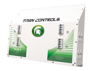 Titan Controls Helios 13 - 240V, 16 HID Light Controller with Timer 702828