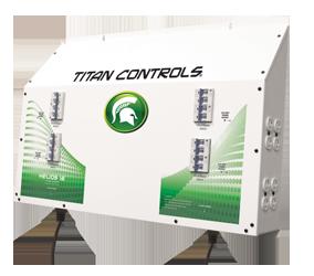 Titan Controls Helios 16 - 240V, 16 HID Light Controller Dual Timer 702835