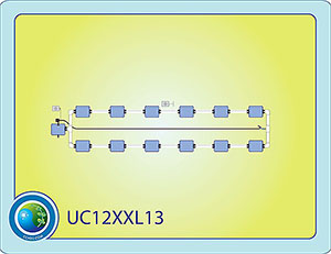 The Under Current™ XXL13 System 12 #CC12XXL13