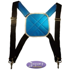 ZENPORT AG401, UNIVERSAL PADDED FULL SUPPORT HARNESS #AG401