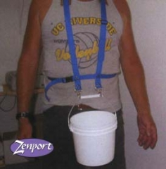 ZENPORT AG422, 1 GALLON BLUEBERRY PAIL PICKING HARNESS #AG422