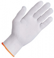ZENPORT GN025 FULL FINGER GLOVES, GLOVE LINER, 10 GRAM NYLON CONSTRUCTION - 12 PACK GN025