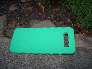 ZENPORT FOAM KNEELING PAD FOR GARDENERS GS405