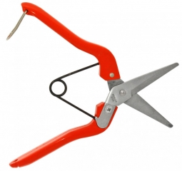 COMMERCIAL GRADE SHEAR WITH STAINLESS STEEL BLADES H360S