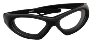 ZENPORT SG2661 WRAP-AROUND HYBRID SAFETY GLASSES SG2661