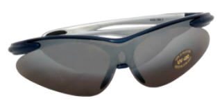 ZENPORT SG2681 CURVED UV-TREATED SAFETY GLASSES #SG2681